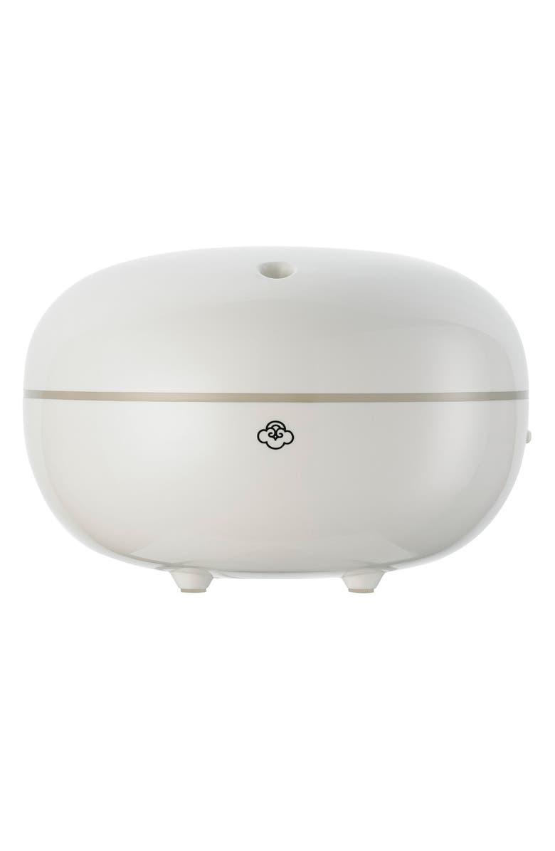 SERENE HOUSE Macaron Scentilizer Cool Mist Ultrasonic Aroma Diffuser, Main, color, WHITE