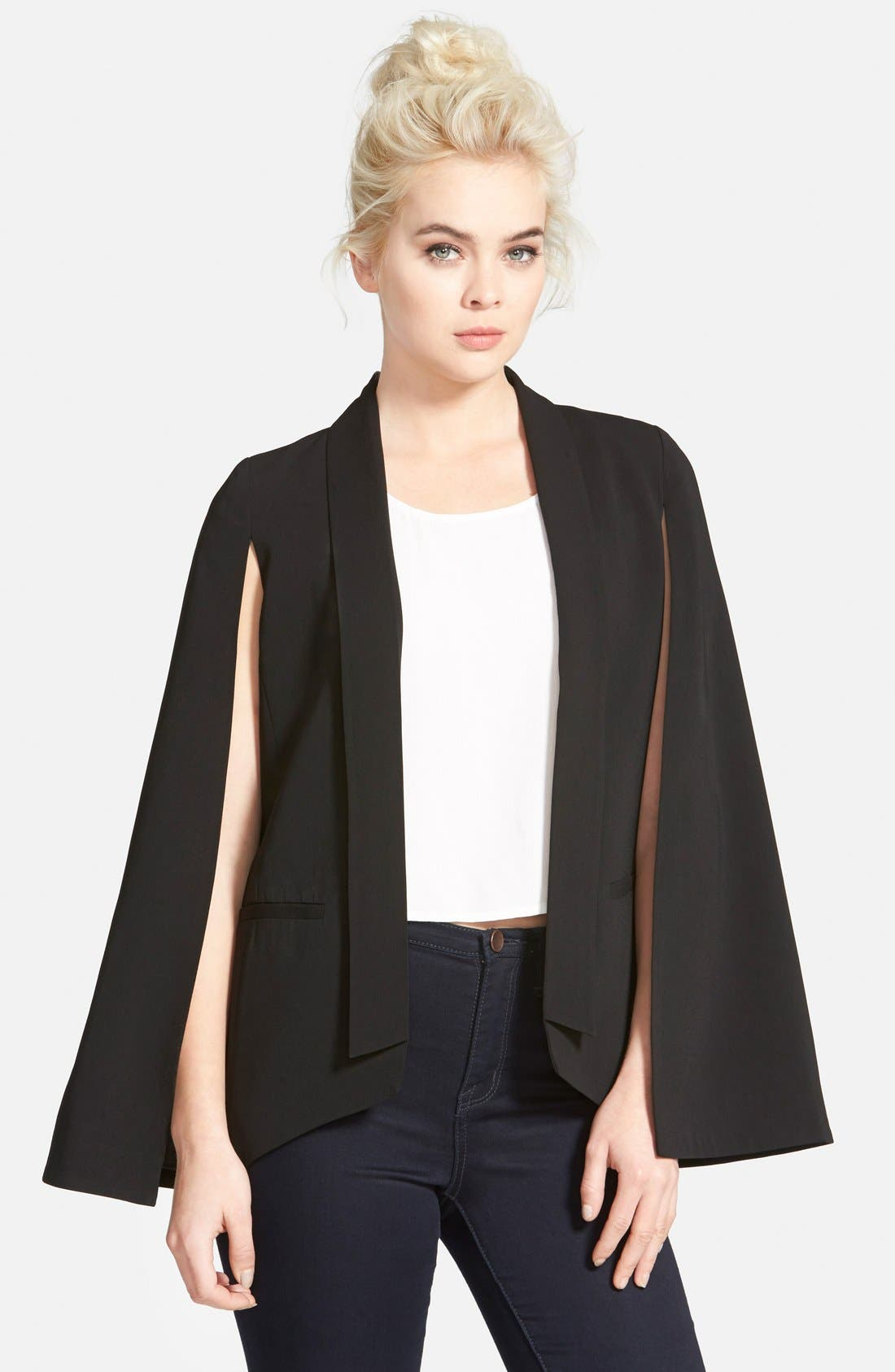 Cape Blazer, Main, color, 001