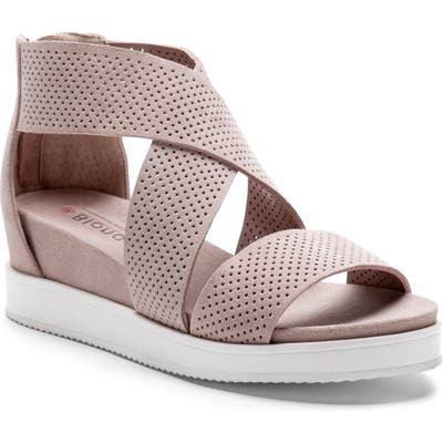 Blondo Cassie Waterproof Sandal- Pink
