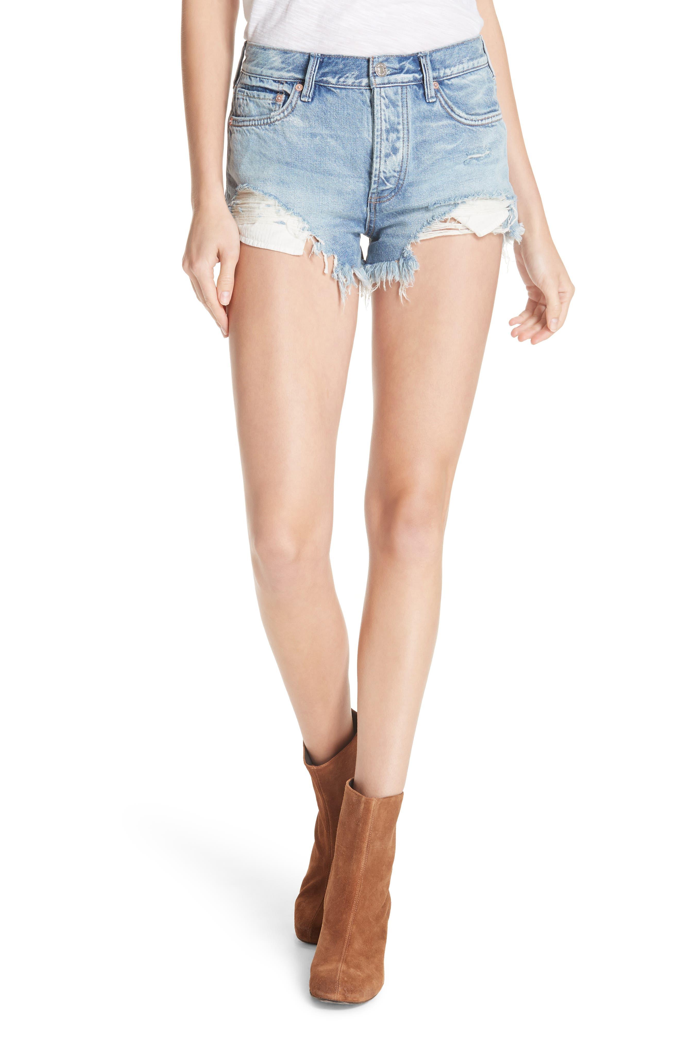 Loving Good Vibrations Shorts