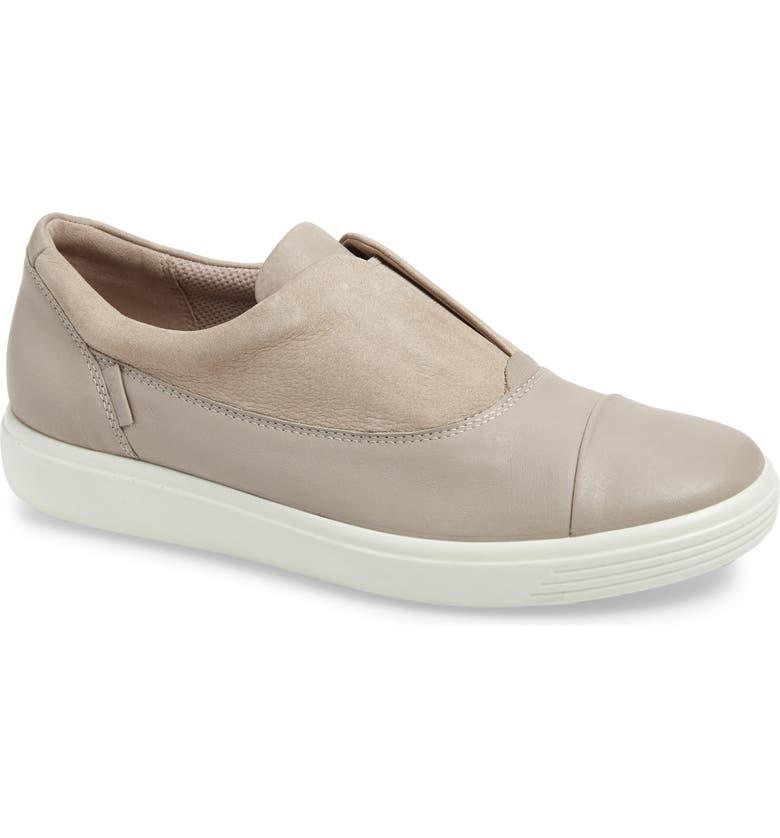 ECCO Soft 7 III Slip-On Sneaker, Main, color, 039