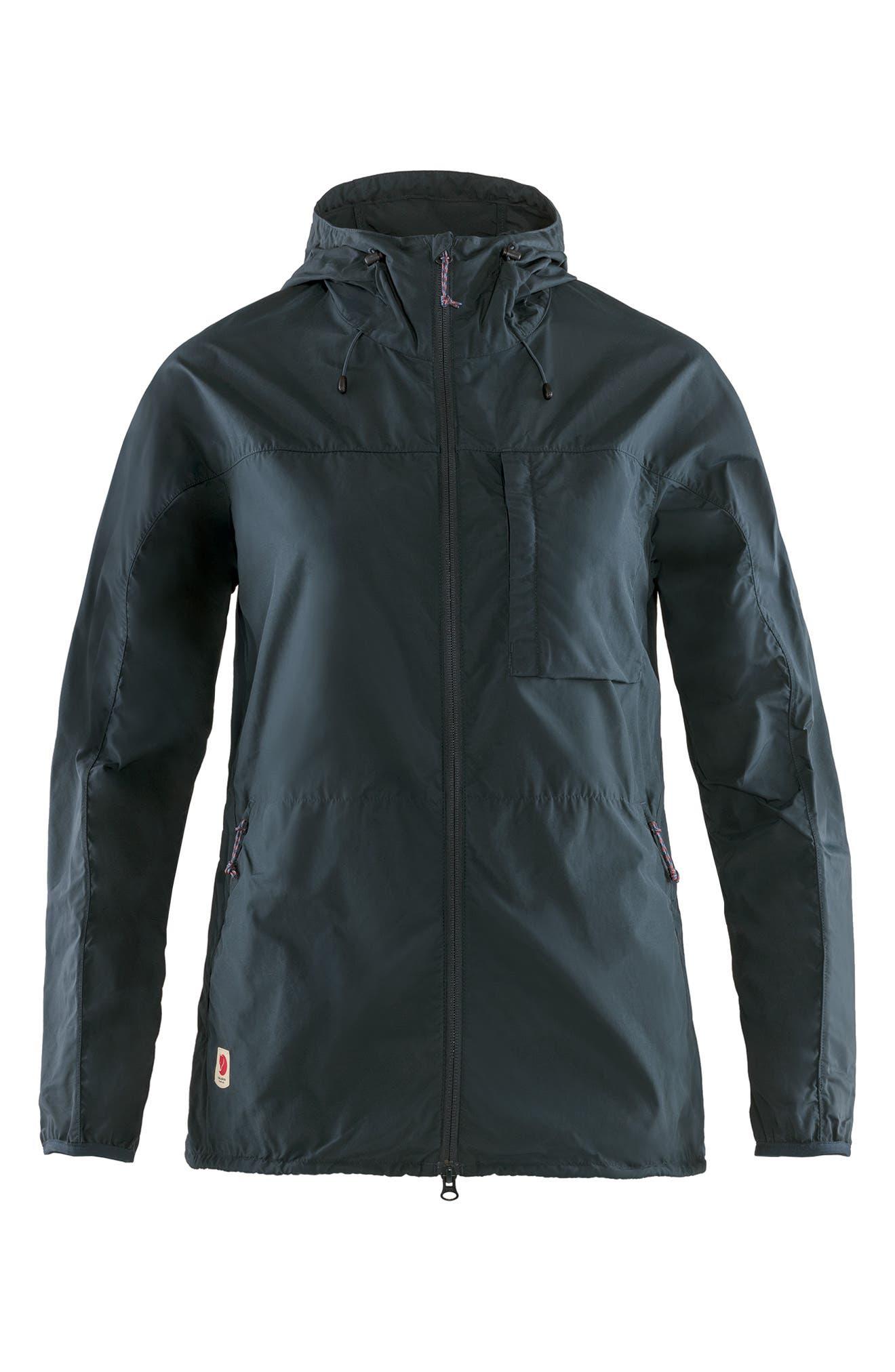 High Coast Hooded Wind Jacket