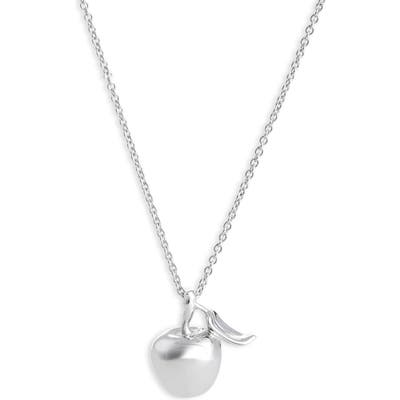 Tom Wood Nyc Apple Necklace (Nordstrom Exclusive)