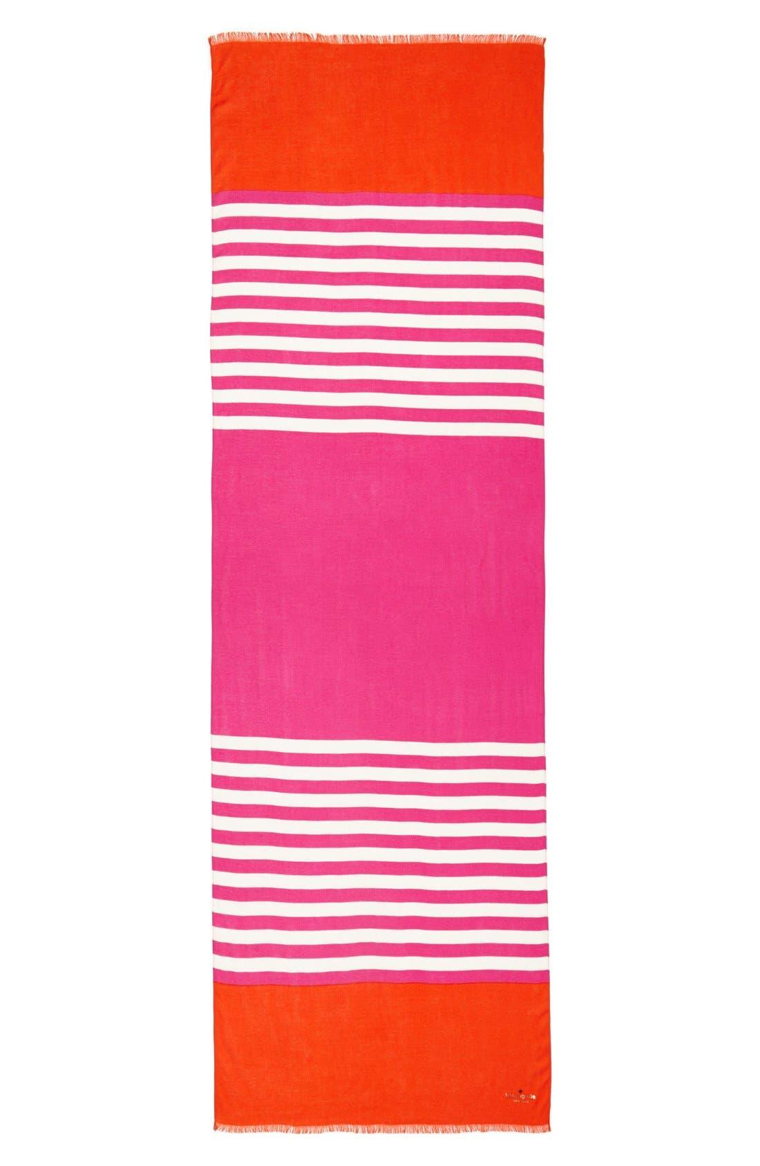 ,                             'six month stripe' scarf,                             Alternate thumbnail 11, color,                             800
