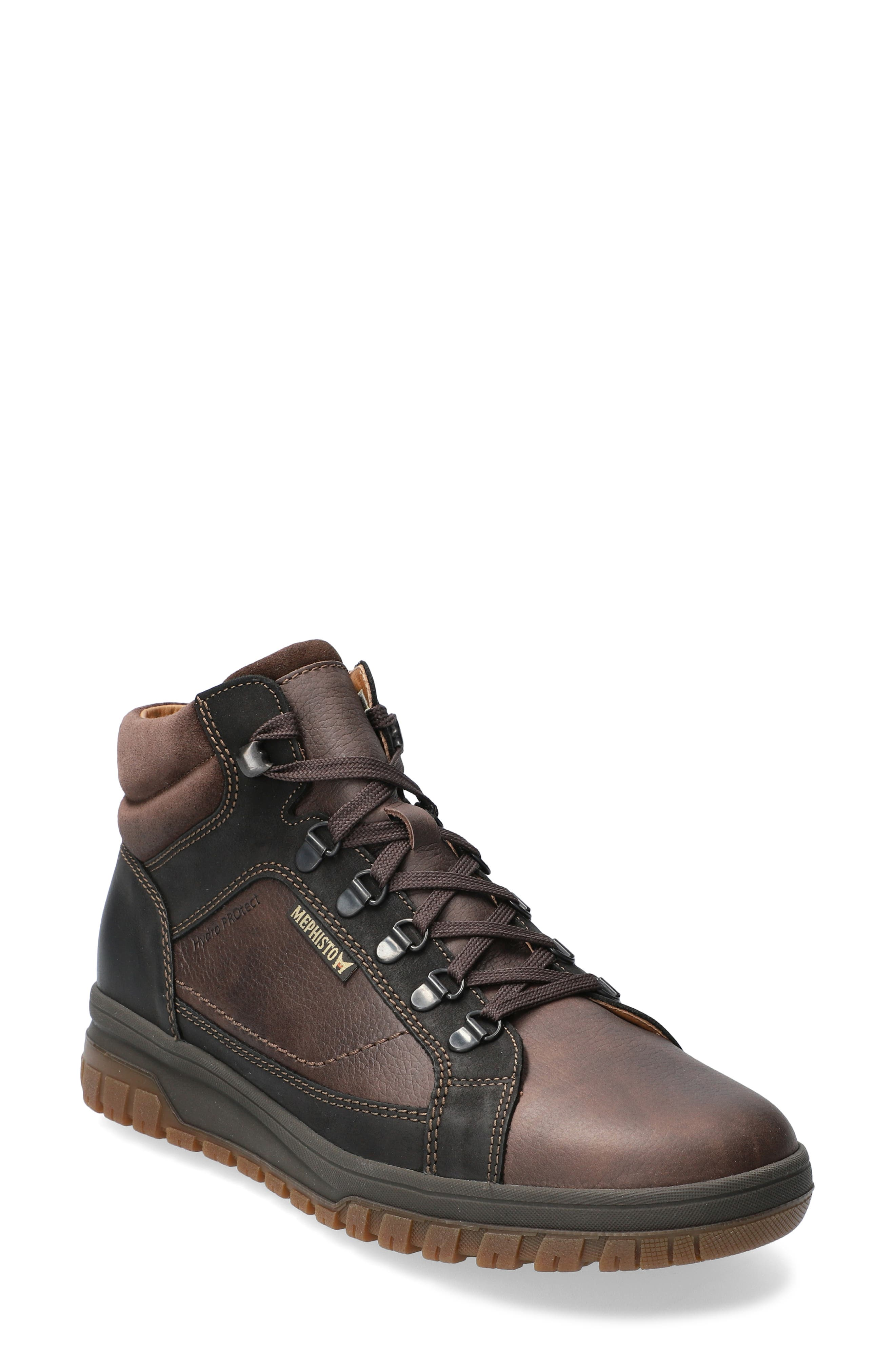 Pitt Mid Lace-Up Boot