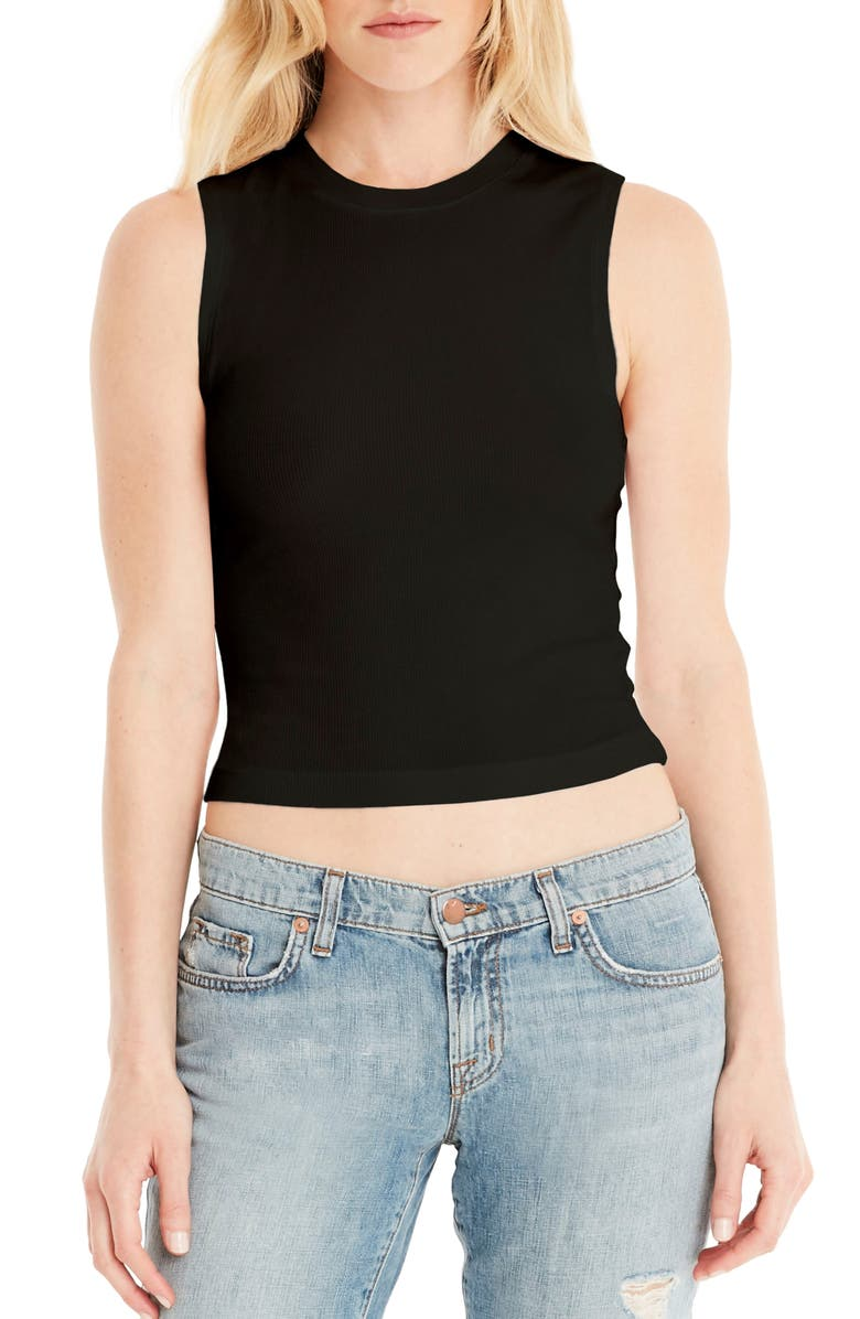 MICHAEL STARS Crop Tank, Main, color, 001