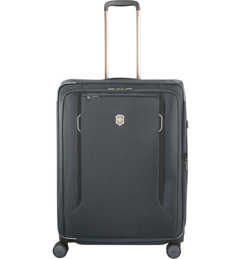 VICTORINOX SWISS ARMY<SUP>®</SUP> Werks 6.0 Large 28-Inch Spinner Packing Case, Main, color, 020