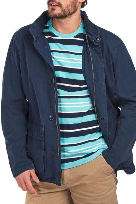 Image of Barbour Grent Zip Jacket