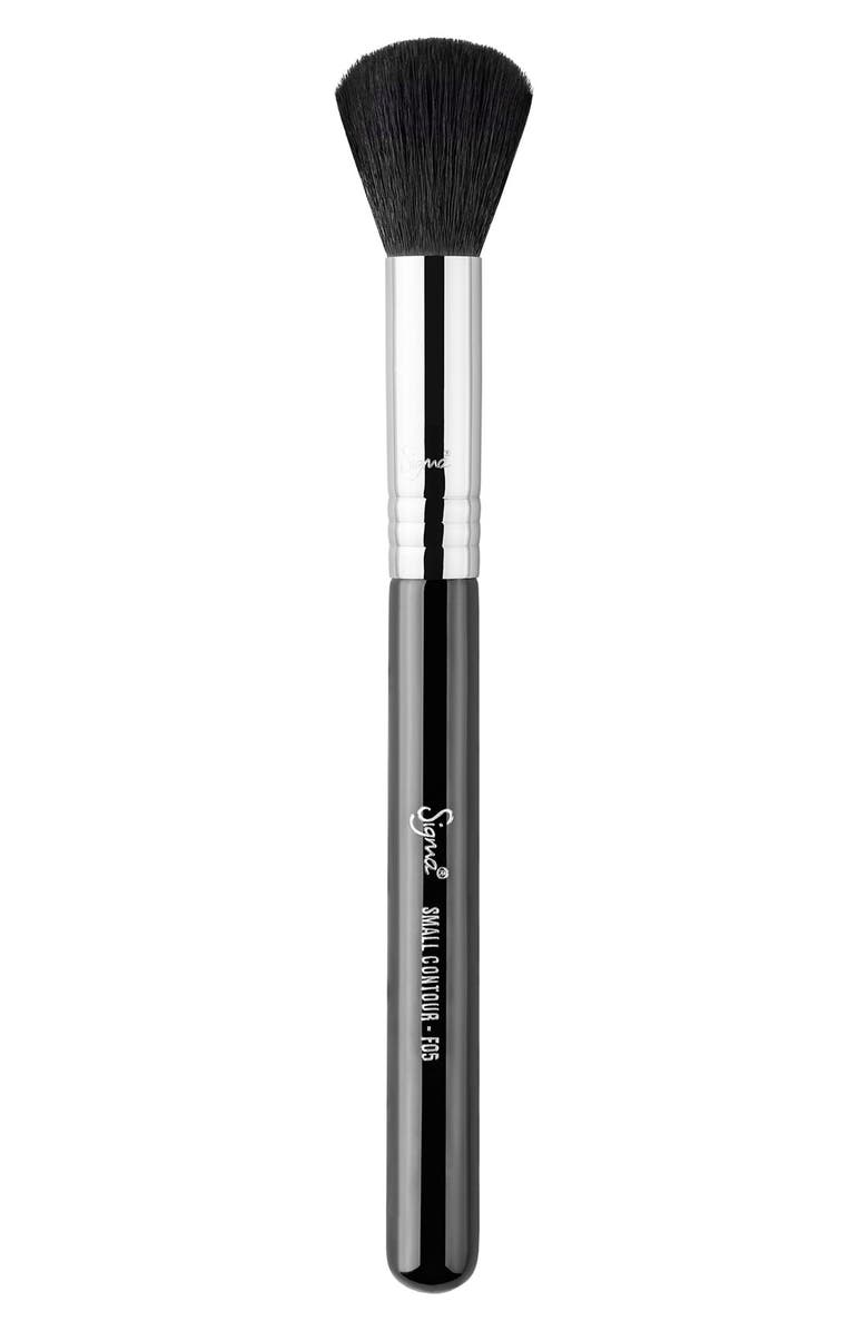 SIGMA BEAUTY F05 Small Contour Brush, Main, color, NO COLOR