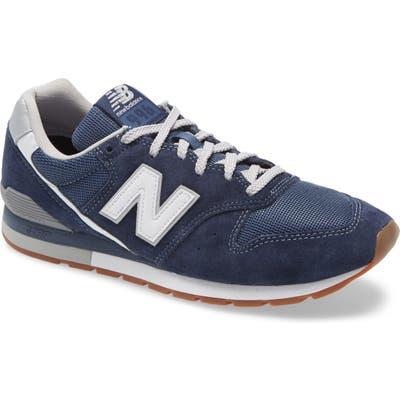 New Balance 996 Sneaker, Blue