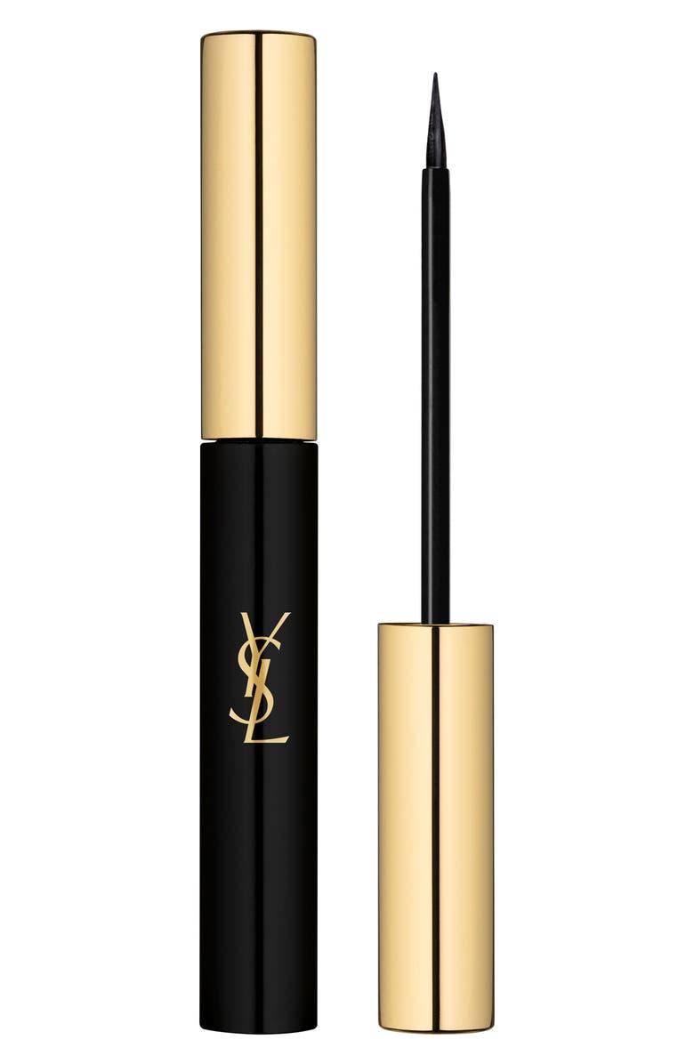 YVES SAINT LAURENT Couture Eyeliner, Main, color, 1 DEEP BLACK