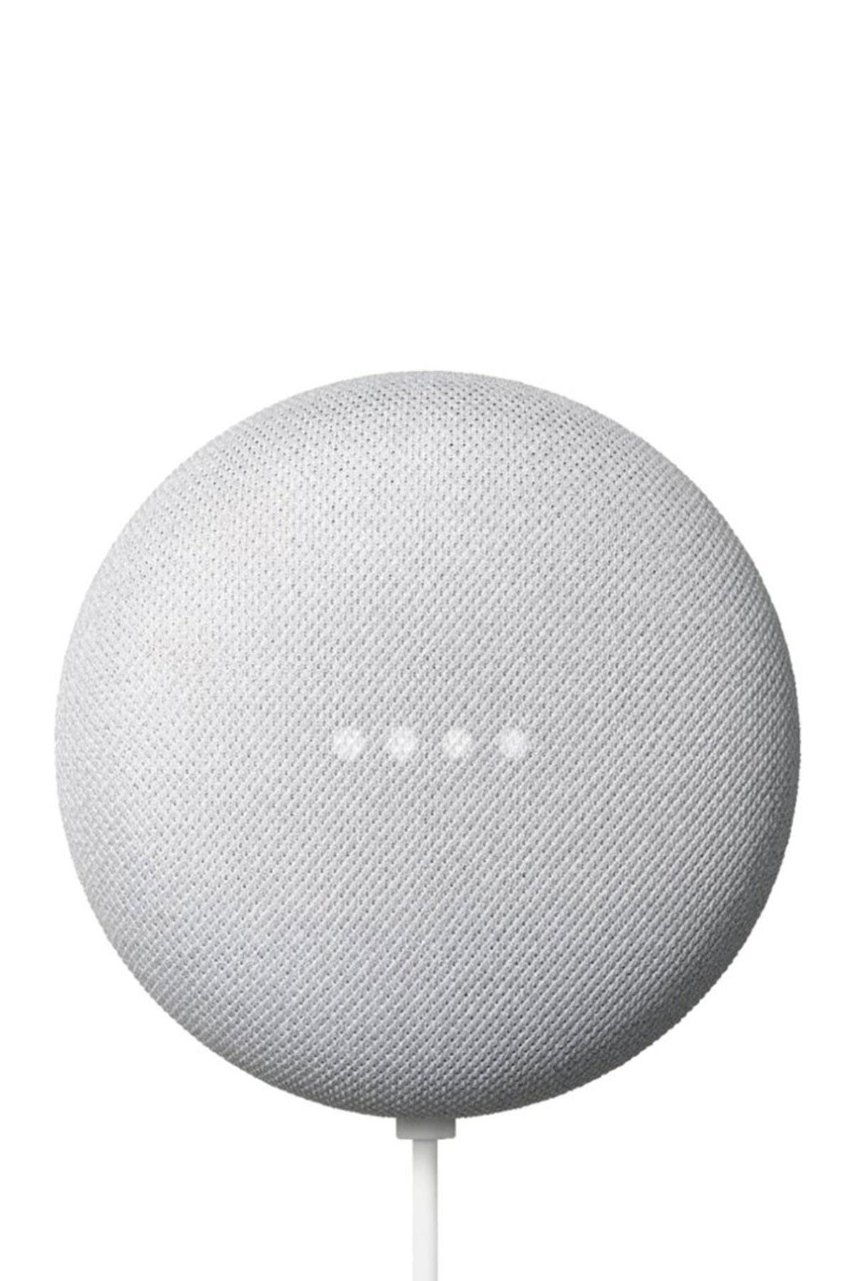 Image of GOOGLE Home Mini, Chalk, Individual, Gen 2