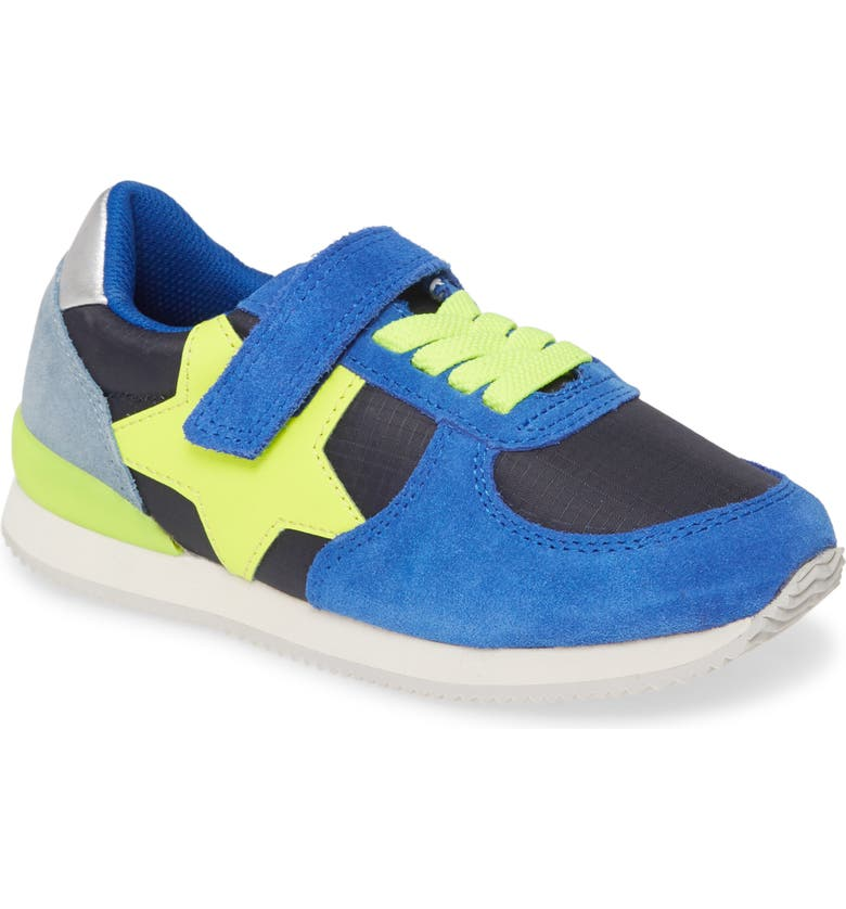 MINI BODEN Star Sneaker, Main, color, 424