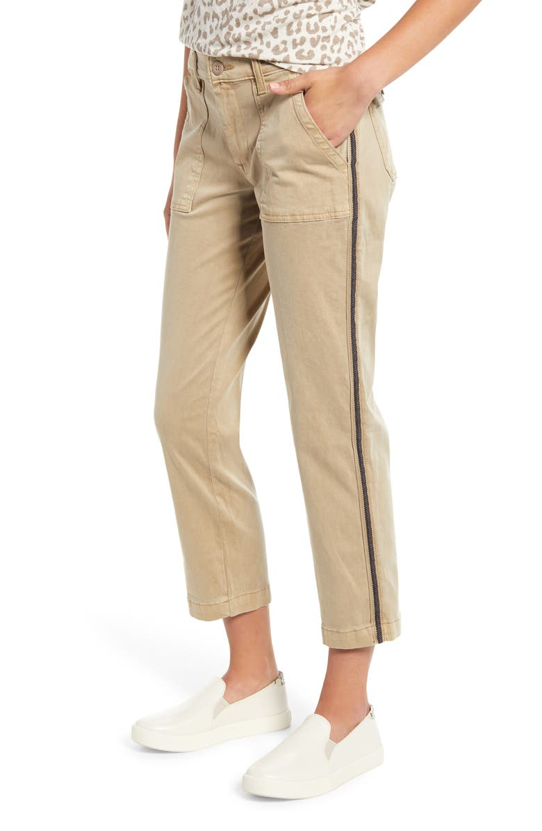 LUCKY BRAND Utility Pants, Main, color, DUSTY KHAKI