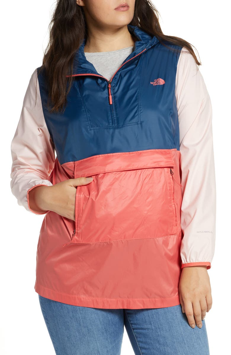 THE NORTH FACE Fanorak 2.0 WindWall<sup>®</sup> Anorak, Main, color, 950
