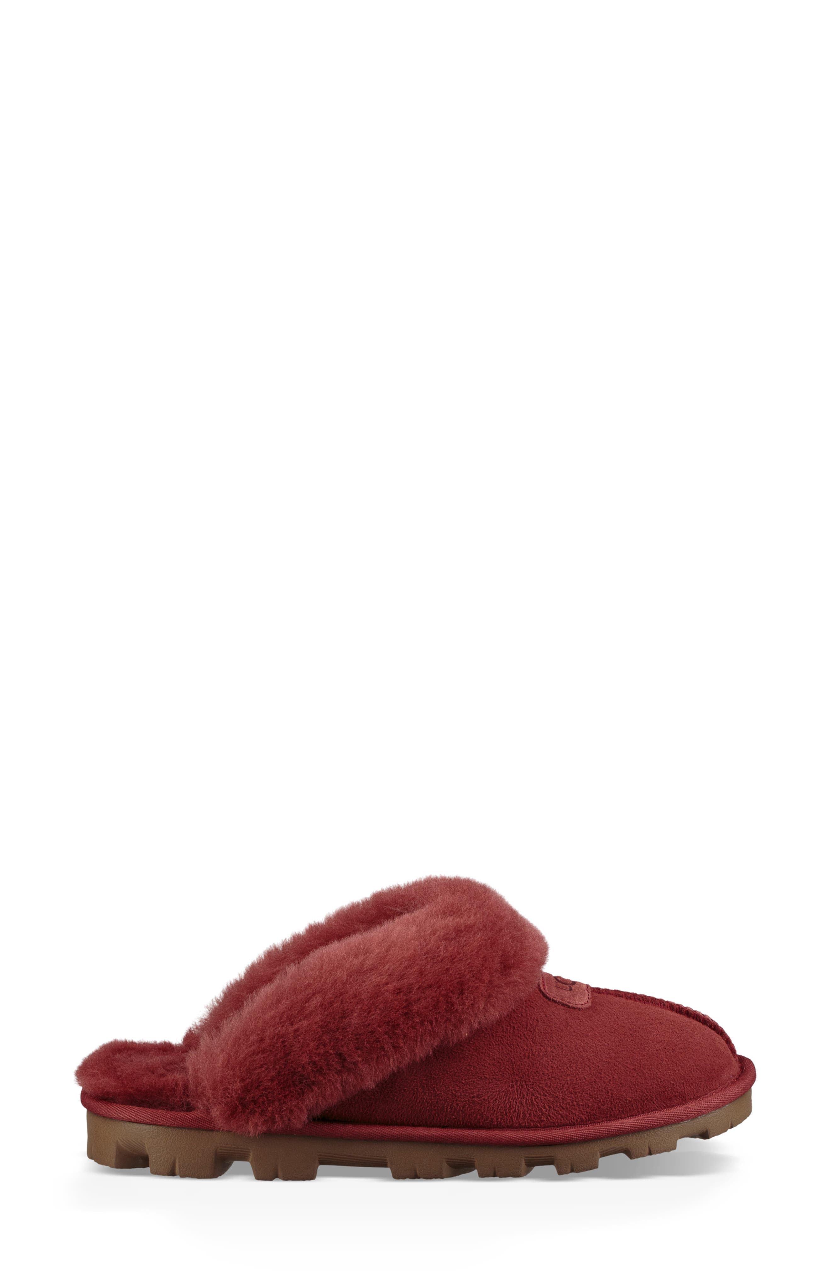 ,                             Genuine Shearling Slipper,                             Alternate thumbnail 75, color,                             612