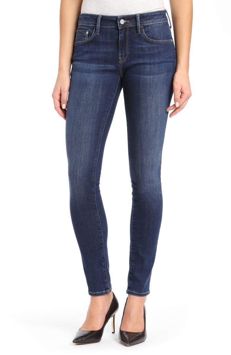 Mavi Jeans Alexa Supersoft Skinny Jeans Dark