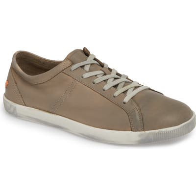 Softinos By Fly London Tom Sneaker, Grey