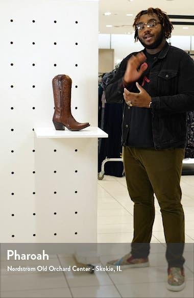 Platinum Western Boots, sales video thumbnail