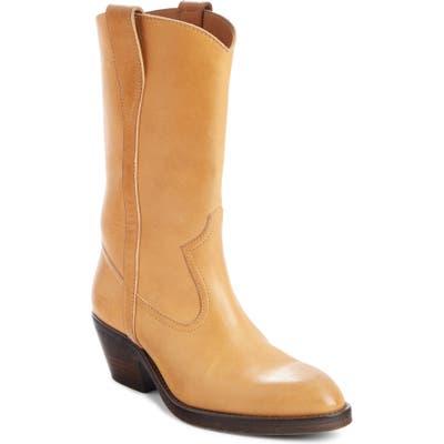 Isabel Marant Danta Western Boot, Brown