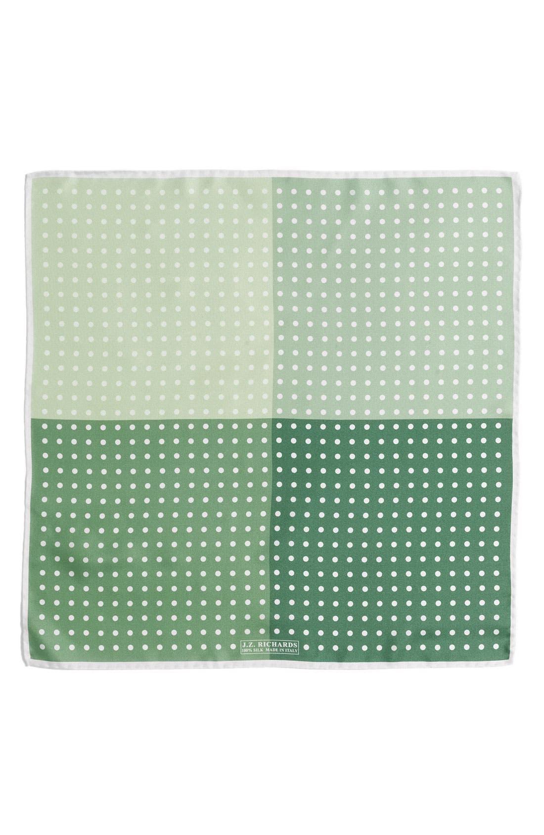 ,                             Polka Dot Pocket Square,                             Main thumbnail 4, color,                             300