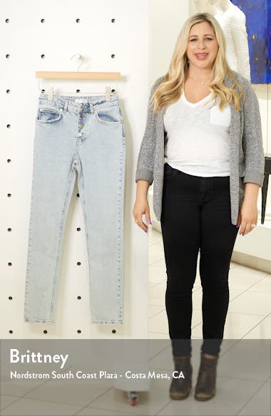Frida Button Fly Jeans, sales video thumbnail