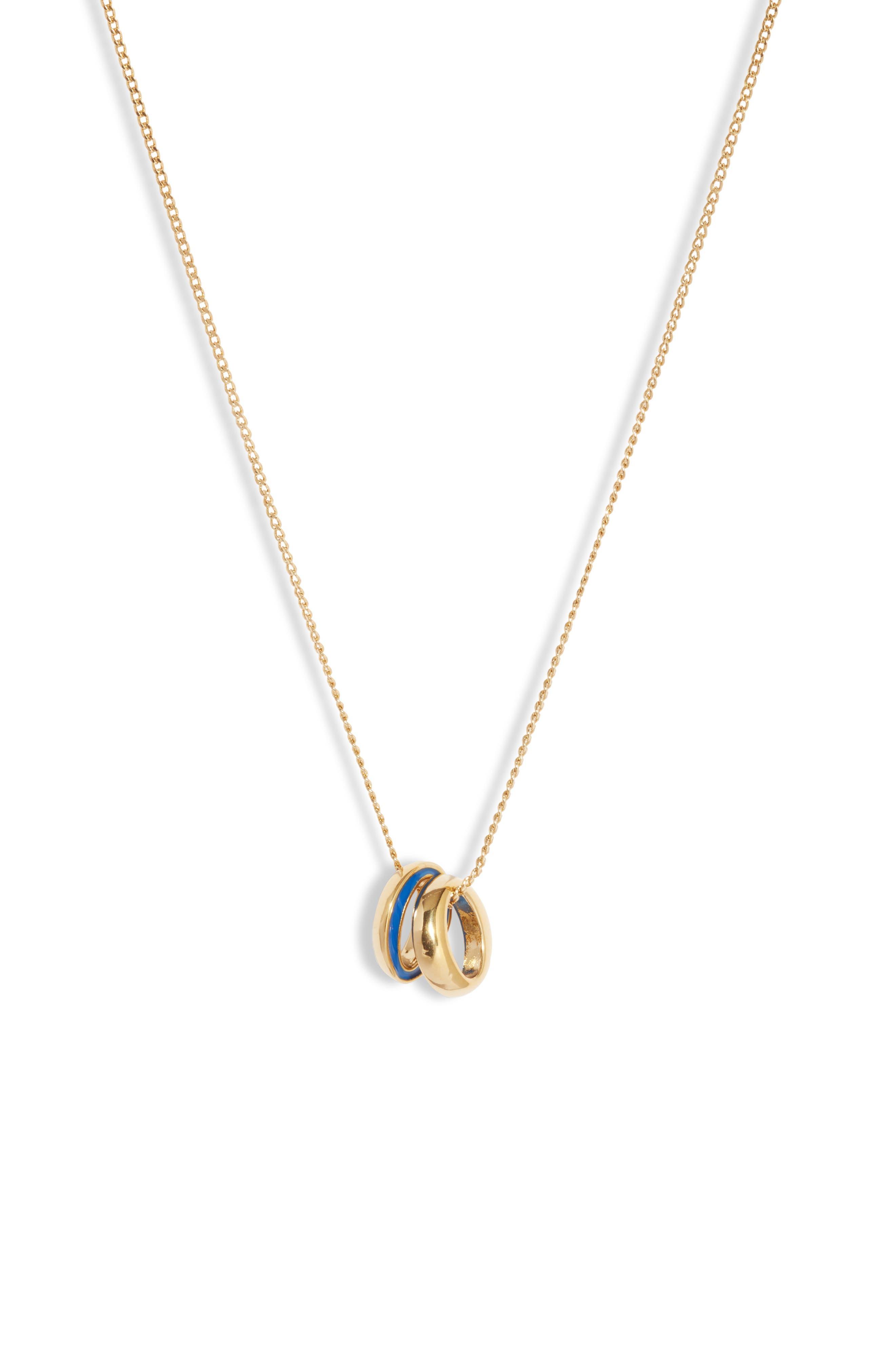 Moti Pendant Necklace