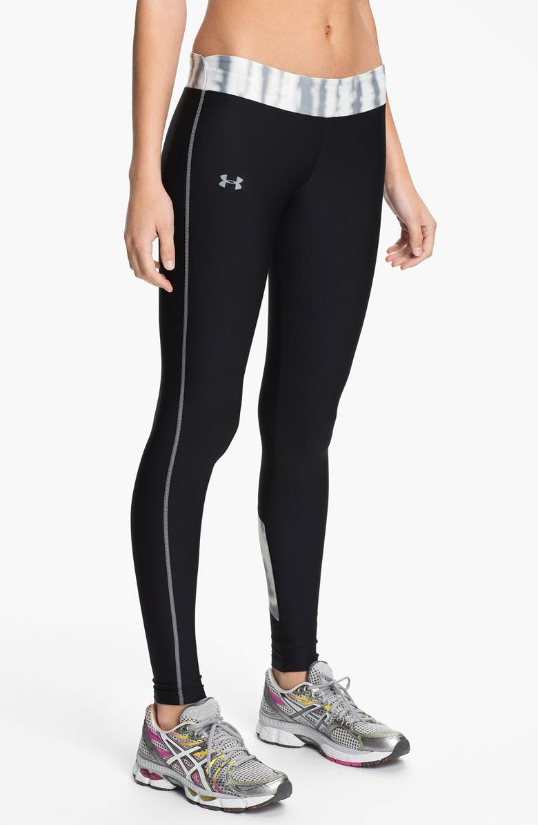 Under Armour ColdGear<sup>®</sup> Top & Tights, Main, color, 012