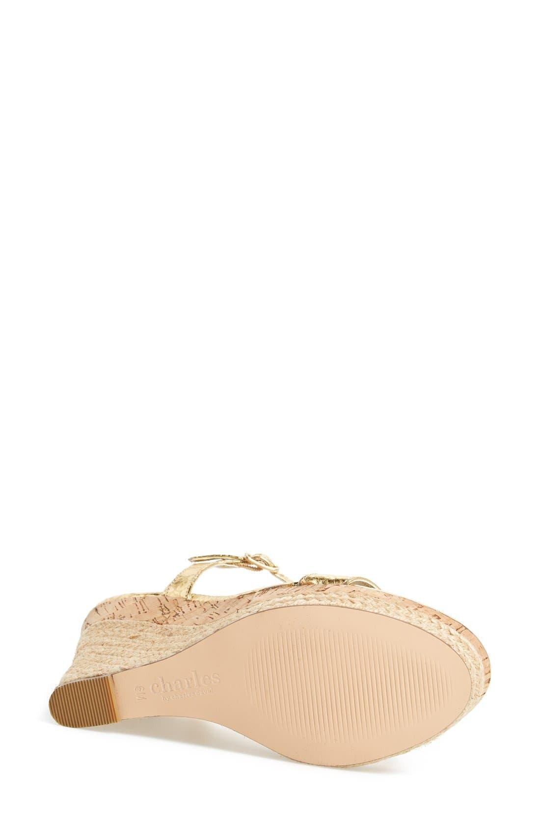 ,                             'Alabama' Espadrille Wedge Sandal,                             Alternate thumbnail 16, color,                             711
