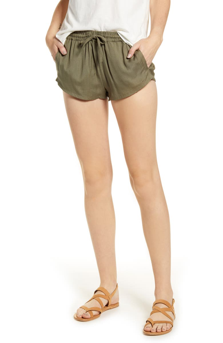 RVCA Cut Corners Shorts, Main, color, 300