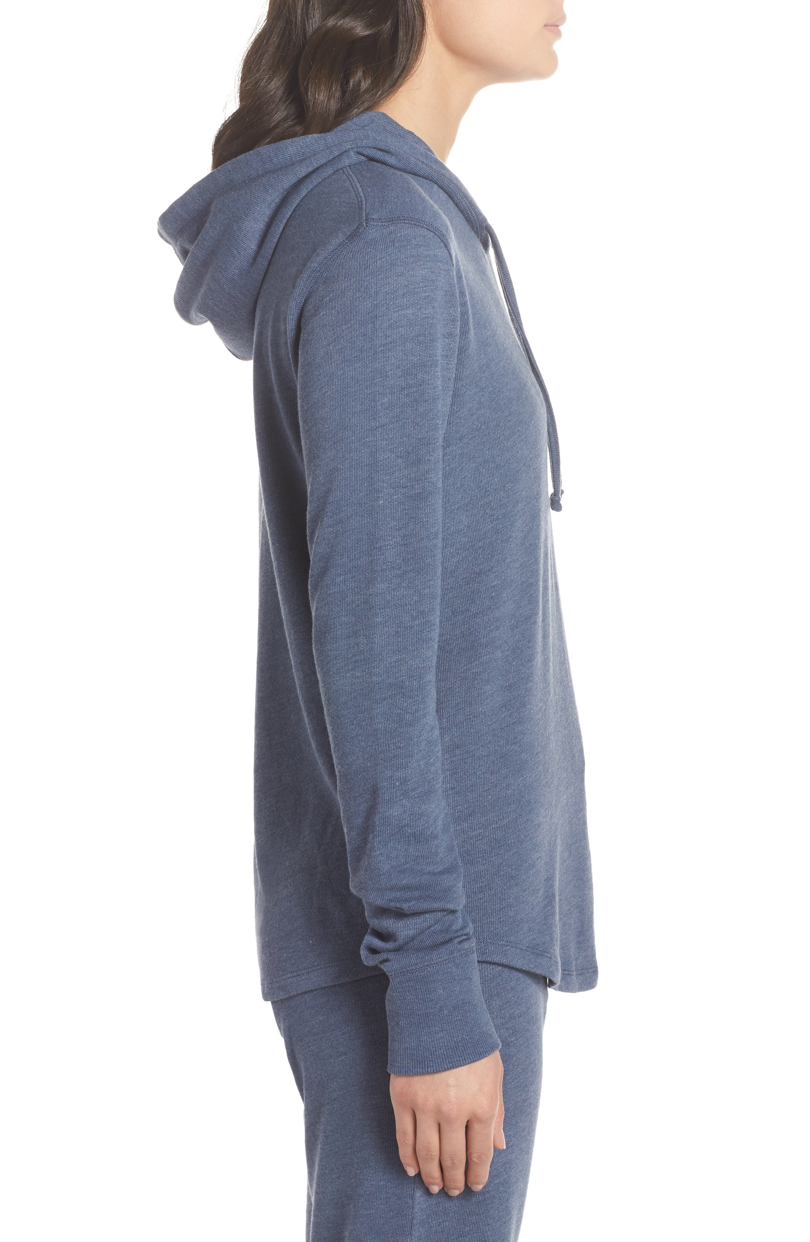,                             Cozy Pullover Hoodie,                             Alternate thumbnail 3, color,                             401