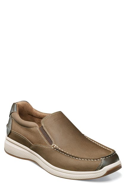 Image of Florsheim Great Lakes Moc Toe Slip-On Loafer