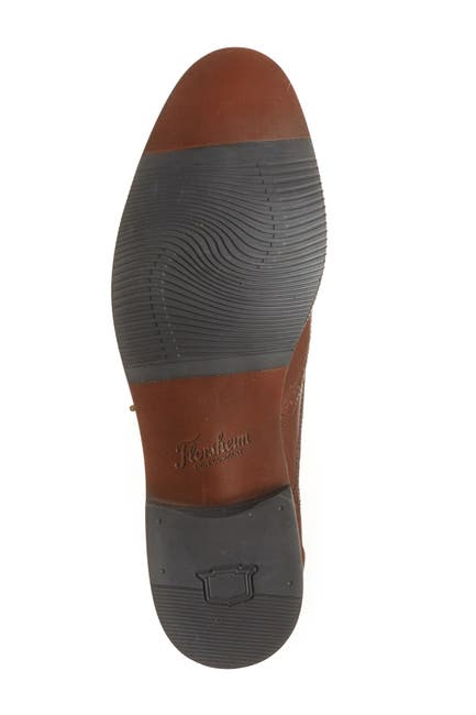 Image of Florsheim Matera Leather Wingtip Oxford