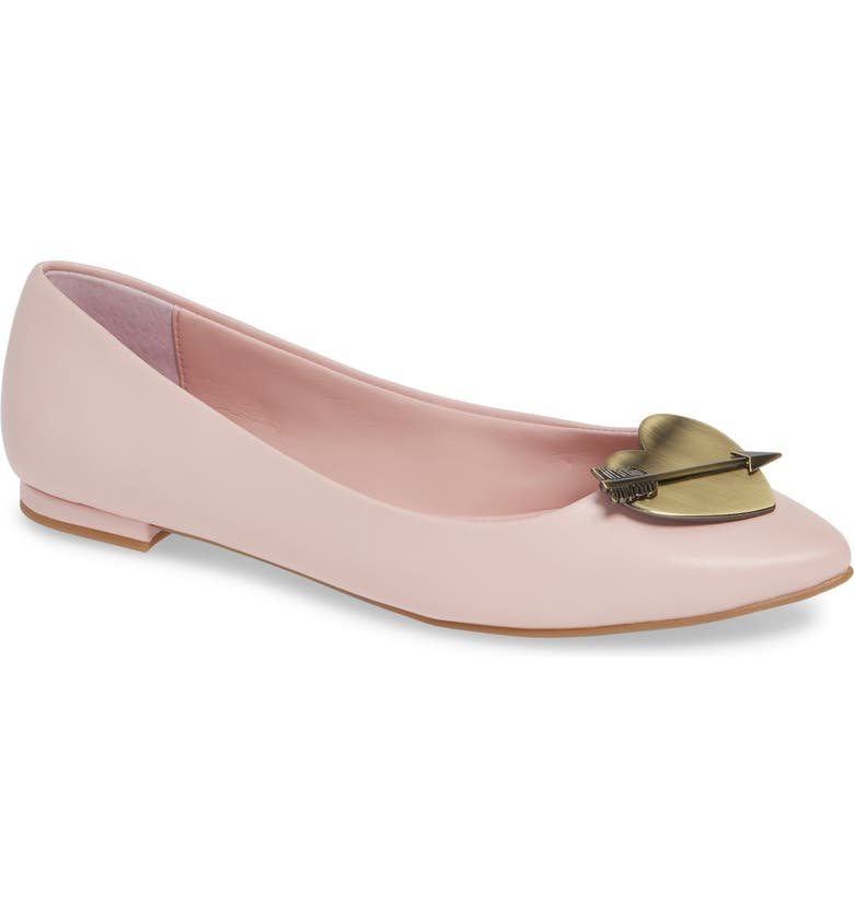 KATY PERRY Cupid Heart Flat, Main, color, 685