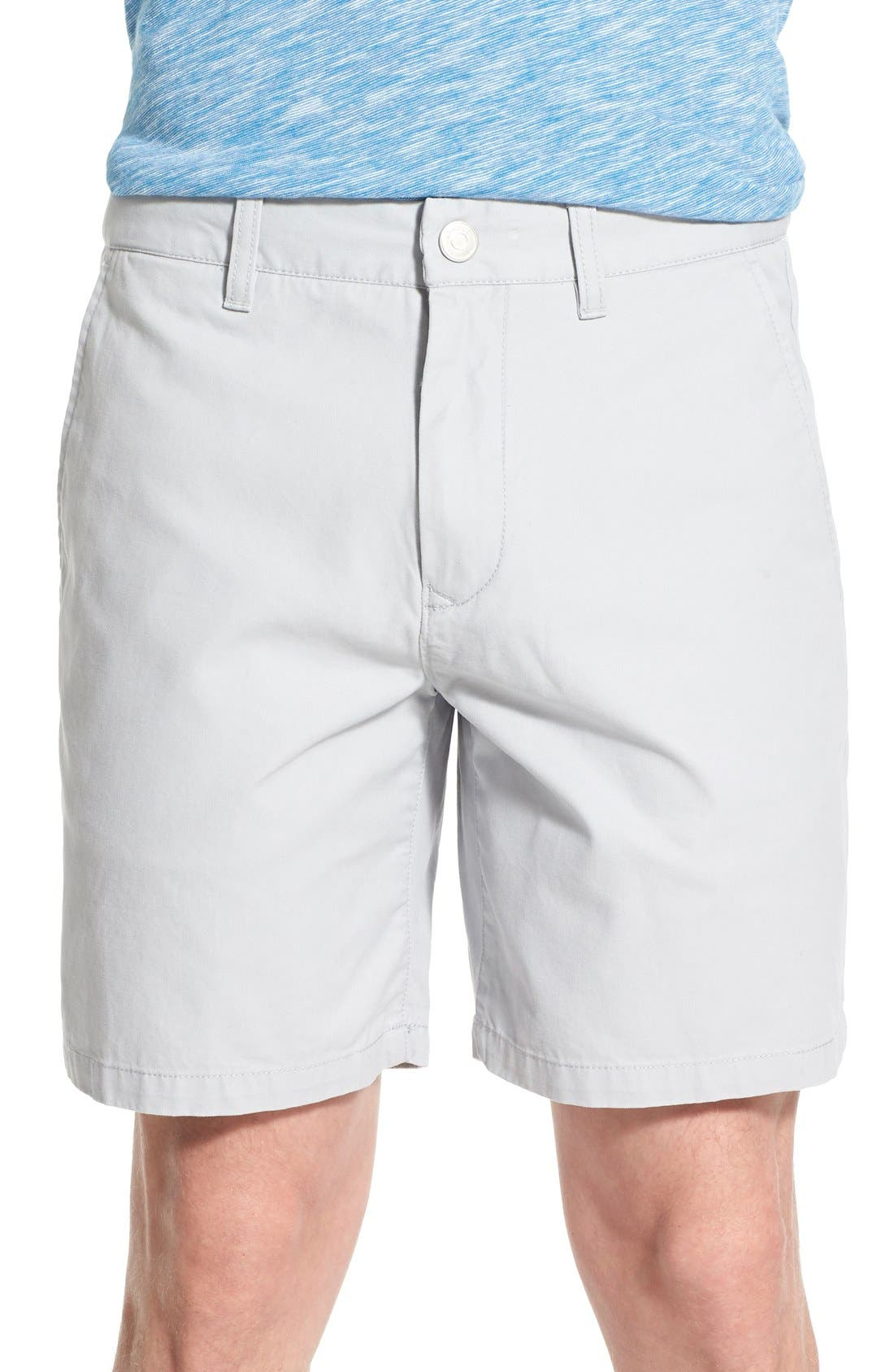 ,                             Washed Chino Shorts,                             Main thumbnail 15, color,                             025