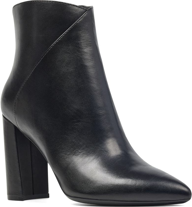 NINE WEST Argyle Bootie, Main, color, 001