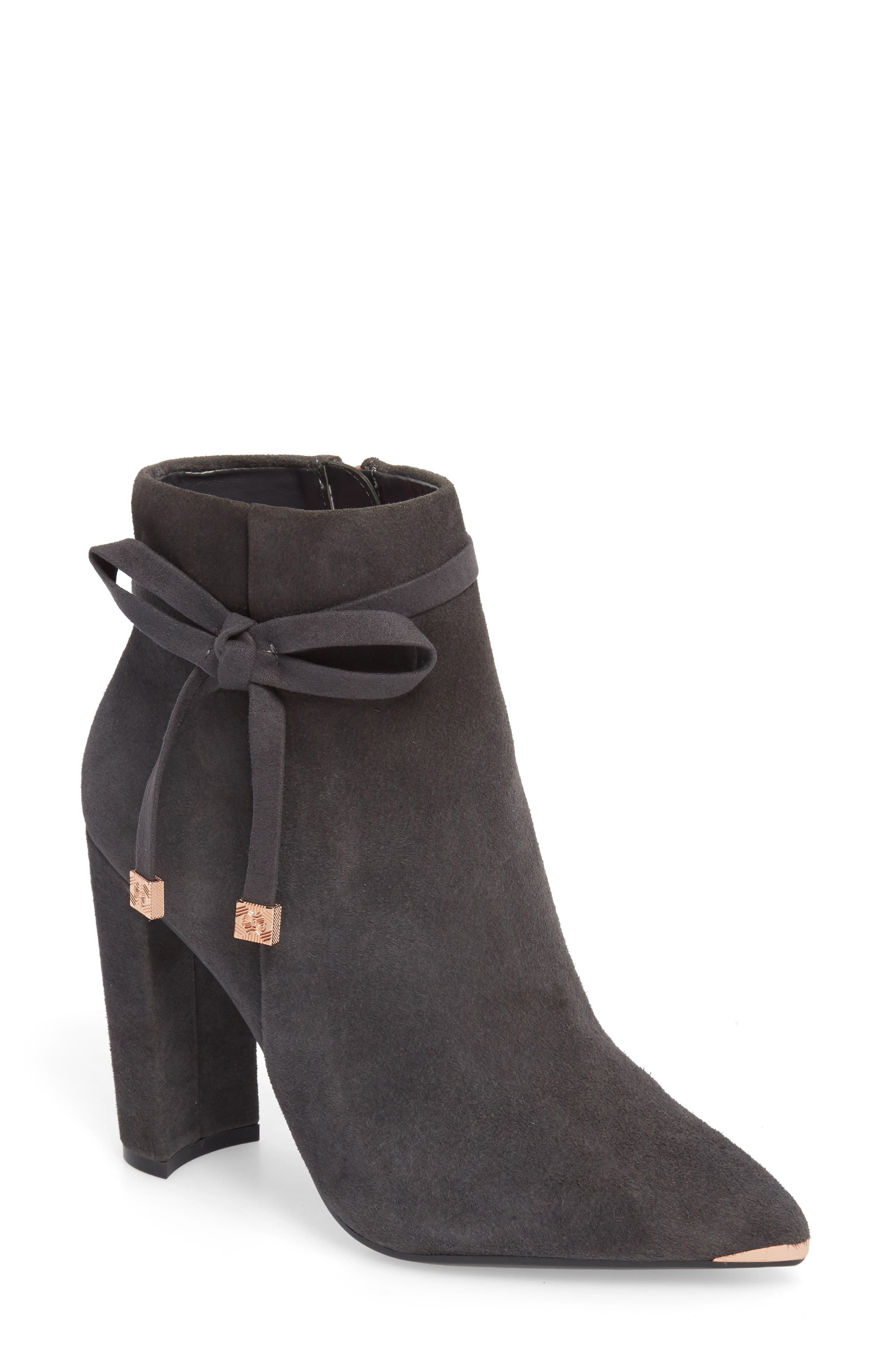 Ted Baker London Qatena Bootie, Grey