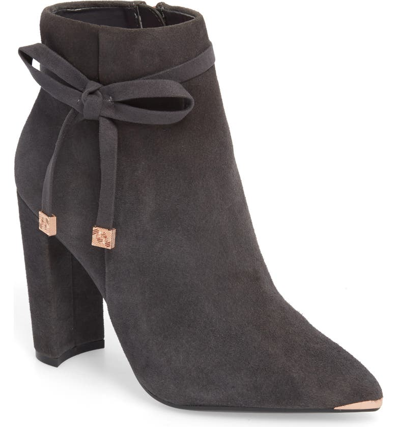 TED BAKER LONDON Qatena Bootie, Main, color, 020