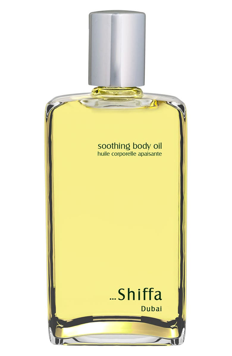 SHIFFA Soothing Body Oil, Main, color, 000