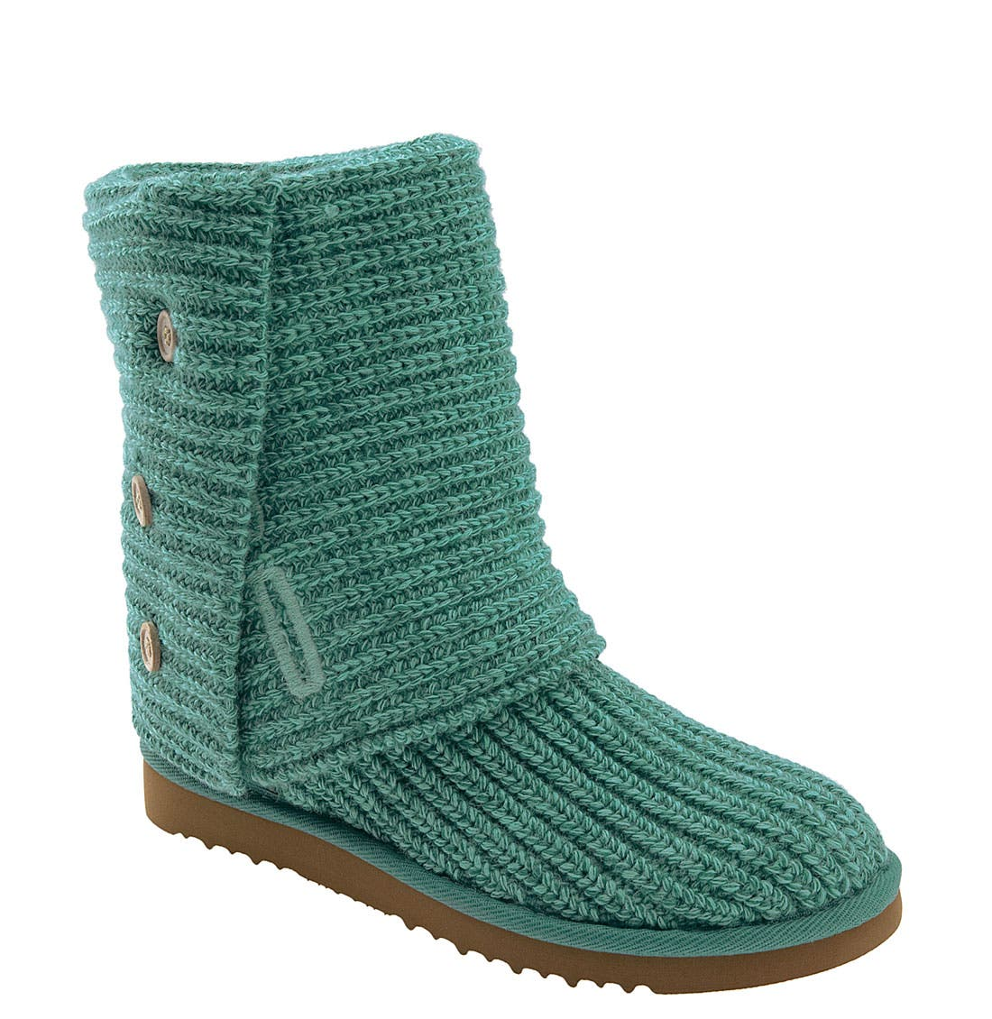 ,                             'Cardy' Classic Knit Boot,                             Main thumbnail 30, color,                             312