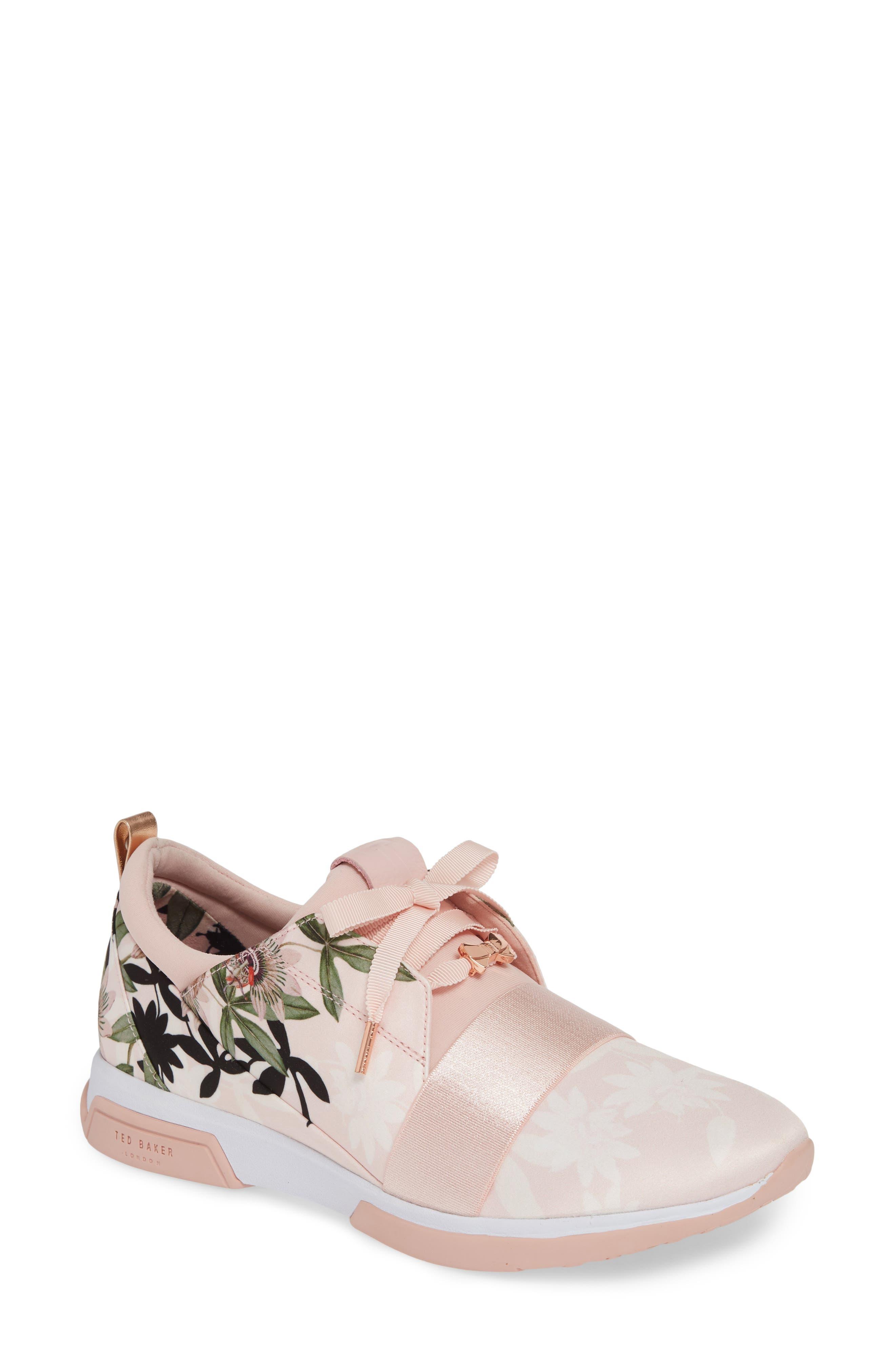 Ted Baker London Cepap Sneaker, Pink