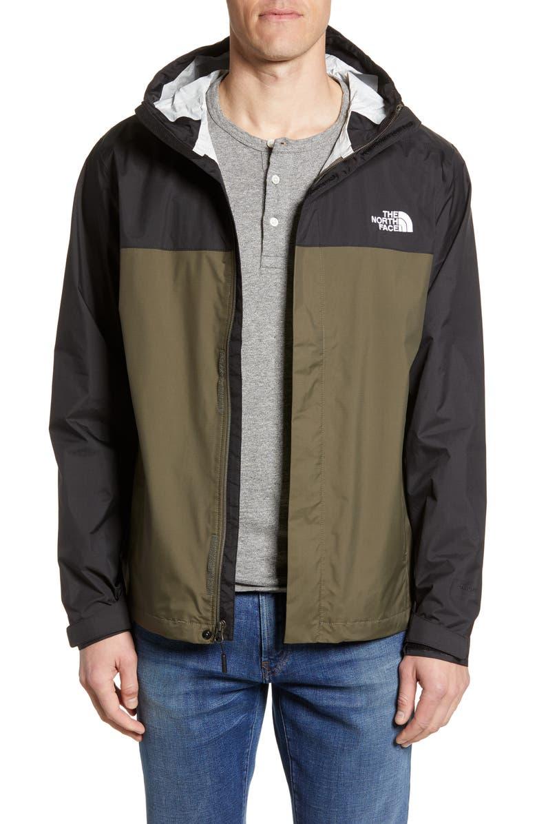 THE NORTH FACE Venture II Raincoat, Main, color, 319