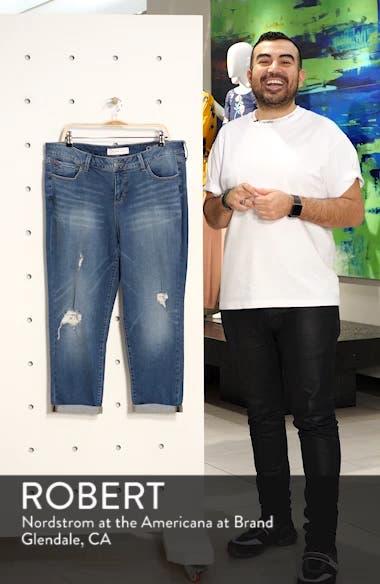 Distressed Boyfriend Jeans, sales video thumbnail