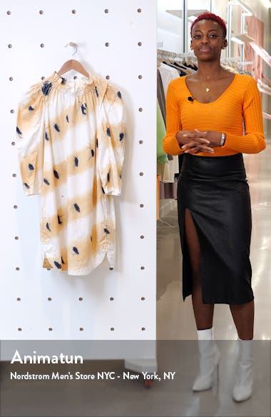 Tamara Tie Dye Tunic Dress, sales video thumbnail