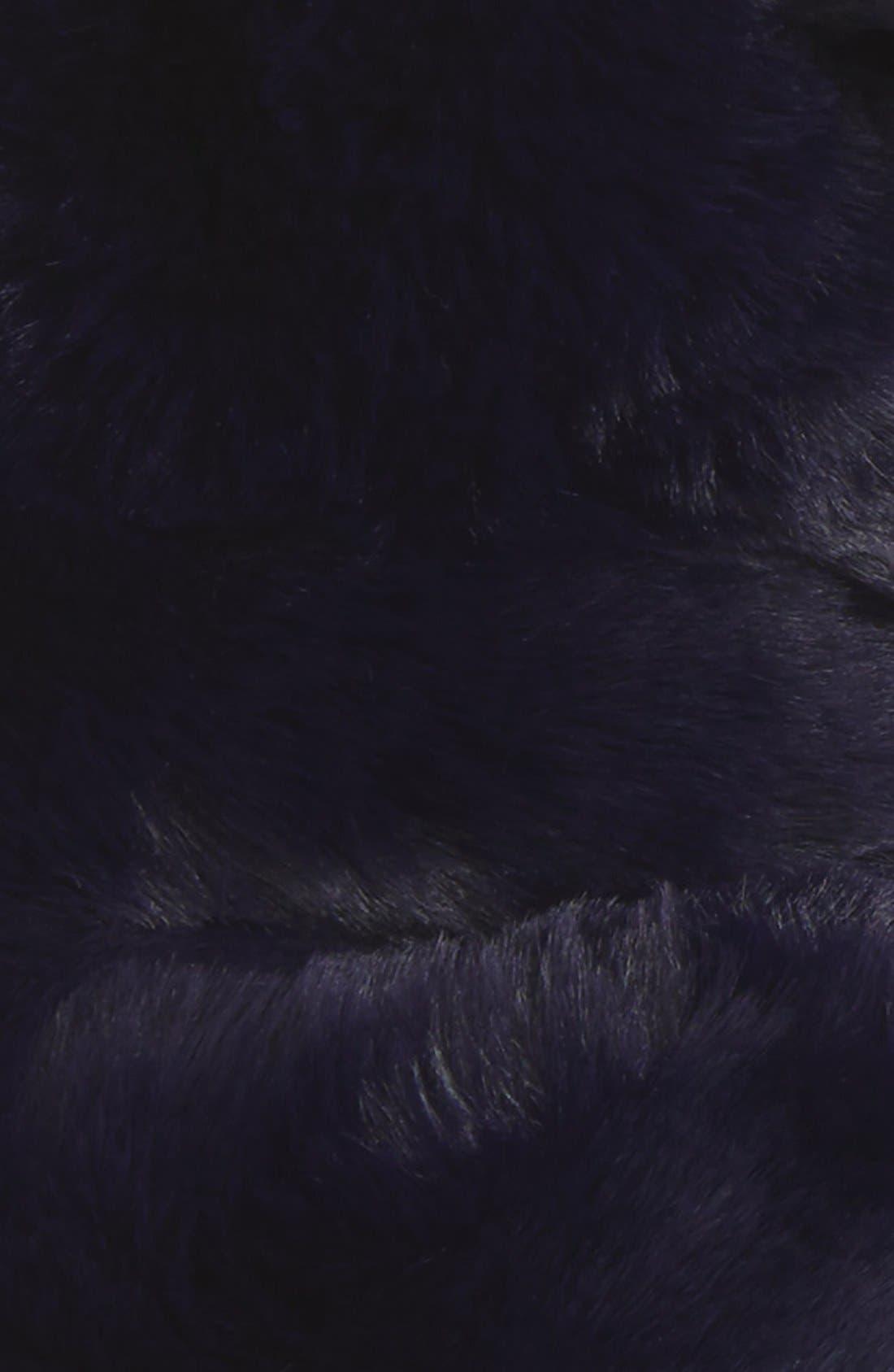 ,                             Faux Rabbit Fur Snood,                             Alternate thumbnail 8, color,                             400