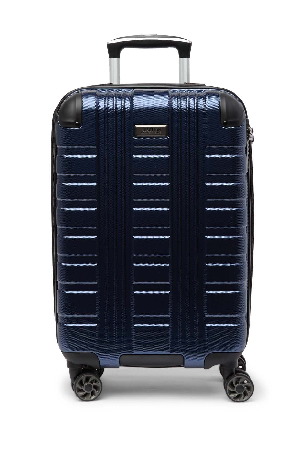 """Image of Kenneth Cole Reaction Scotts Corner 20"""" Expandable Spinner Carry-On"""