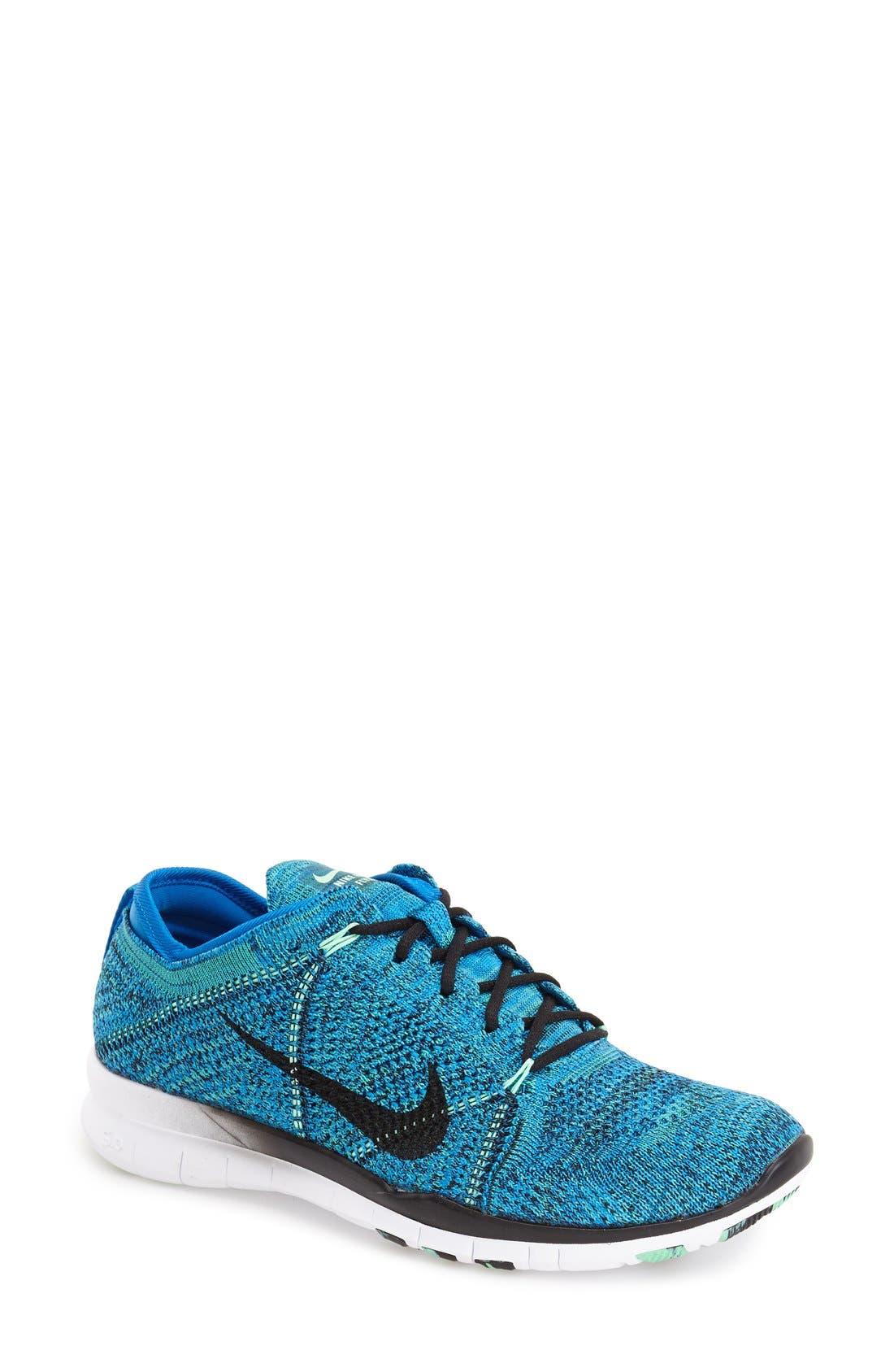 ,                             'Free Flyknit 5.0 TR' Training Shoe,                             Main thumbnail 28, color,                             401