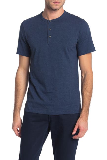 Image of Theory Combo Feeder Stripe Henley
