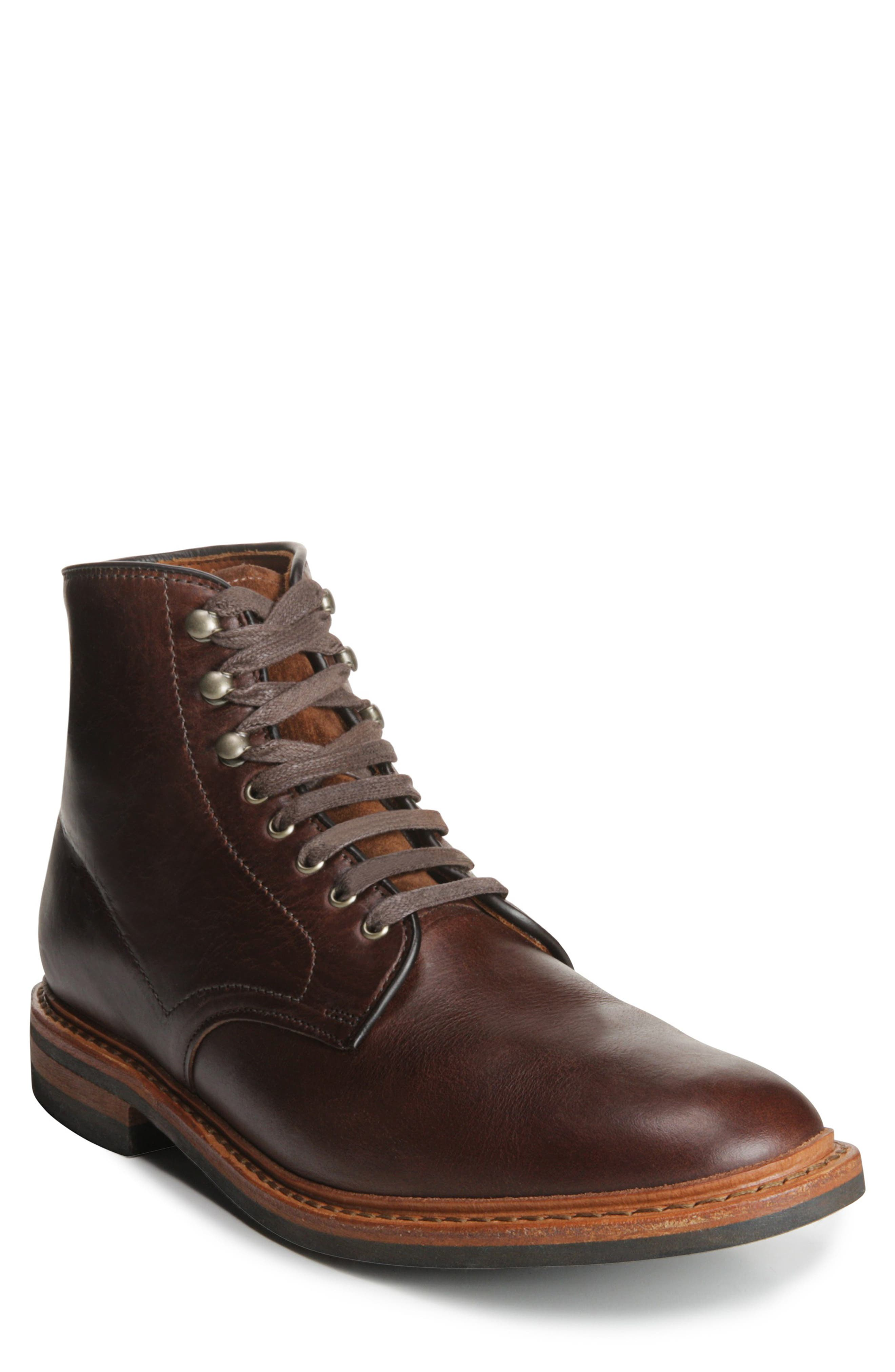 Higgins Mill Plain Toe Boot