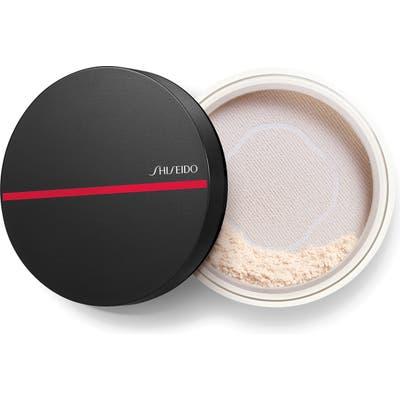 Shiseido Synchro Skin Invisible Silk Loose Powder - Matte